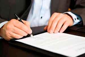 Подпишем договор